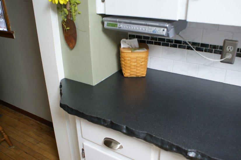 Concrete Kitchen Countertop Portfolio North Metro Twin